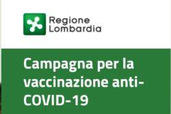 Campagna per la vaccinazione antiCovid-19