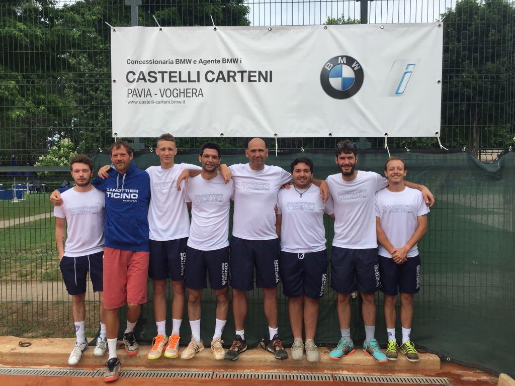 Read more about the article La Canottieri in serie C