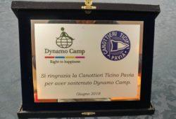 Dynamo Camp evento a scopo benefico