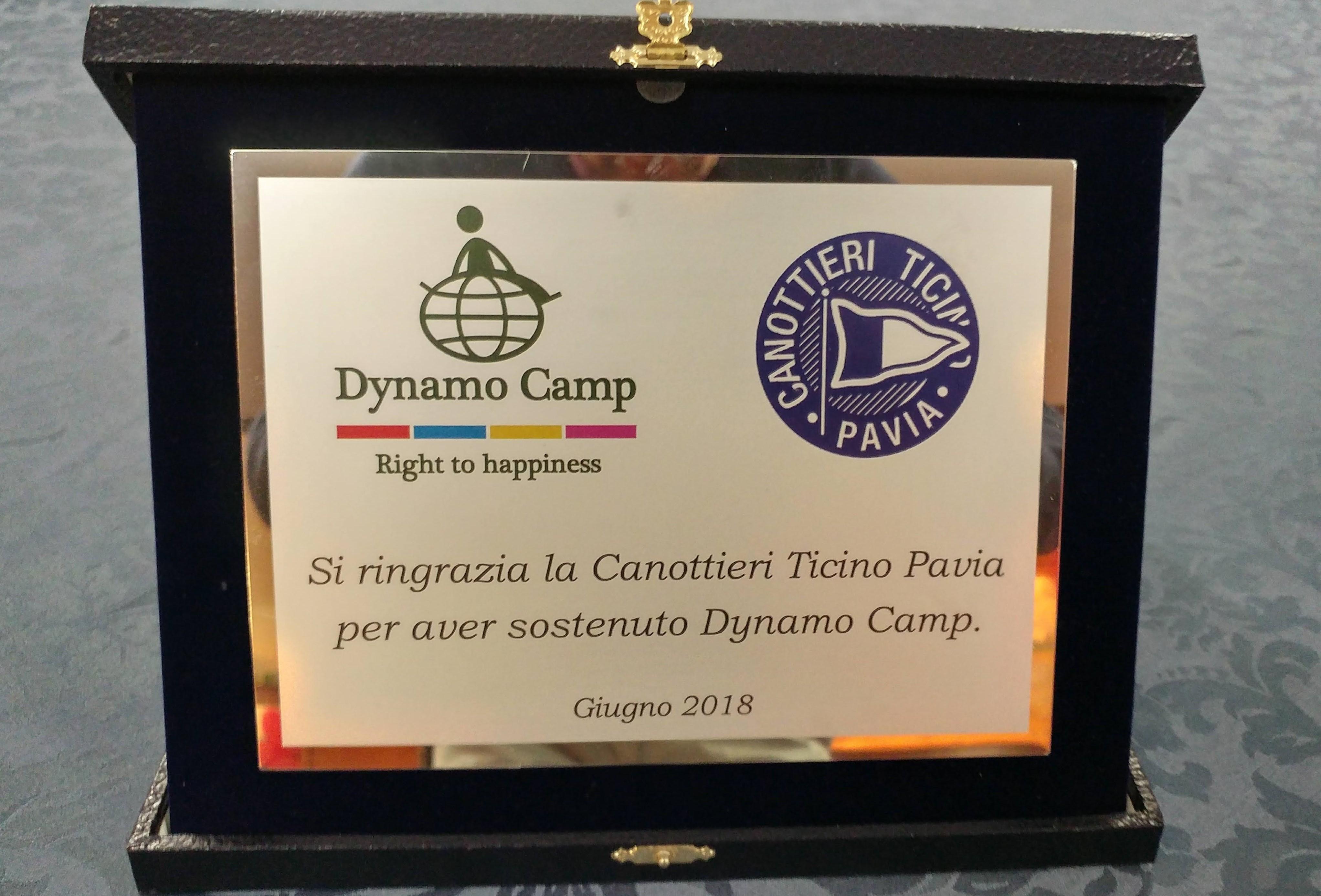 Read more about the article Dynamo Camp evento a scopo benefico